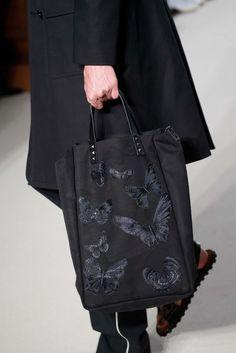 12bd3acb219 Valentino Spring 2016 Menswear - Details - Gallery - Style.com Vanity Bag,  Bag