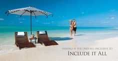 With gorgeous white sand beaches, gourmet dining experiences, opulent rooms & suites, unlimited drinks, exciting watersports & more, choose Sandals as your next luxury all-inclusive tropical escape.