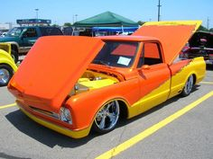 Chevy C10 Foreword Tilt Hood