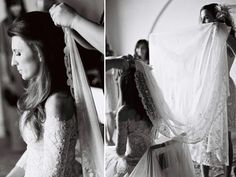 Constance zahn wedding dress