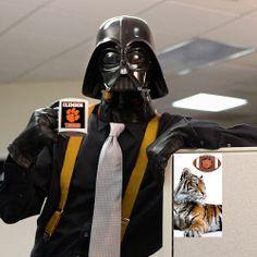 Giant stickers Darth Vader Star Wars Ref 22584