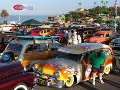 Beach Bash... Wavecrest Woodie Meet.  3rd Saturday in September, every year.