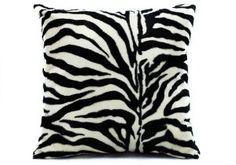Zebra Kissen