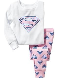 DC Comics&#153 Supergirl&#153 Sleep Set for Baby