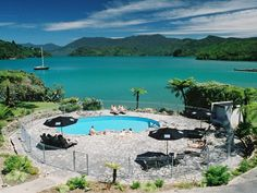 Picton Portage Resort Hotel New Zealand, Pacific Ocean and Australia The 4-star Portage Resort Hotel offers comfort and convenience whether you're on business or holiday in Picton. The hotel offers a high standard of service and amenities to suit the individual needs of all travelers. Luggage storage, car park, meeting facilities, tours, laundry service are on the list of things guests can enjoy. Some of the well-appointed guestrooms feature television LCD/plasma screen, heati...