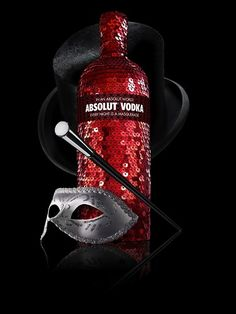 Absolut Vodka Masquerade #Absolut #AbsolutVodka