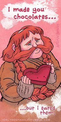 BOMBUR valentine!:)