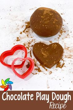 This yummy-smelling, smooth, gorgeous playdough is so much fun! It's perfect for Valentine's day, during a Hot Chocolate unit of study, or any day at all. Playdough Activities, Infant Activities, Activities For Kids, Crafts For Kids, Diy Crafts, Kids Diy, Toddler Preschool, Preschool Ideas, Preschool Classroom