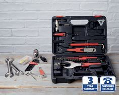 Bicycle Tool Set