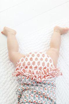 Bébé Cuisses de Grenouilles !