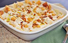 LEBANESE RECIPES: Yogurt Fattah Recipe