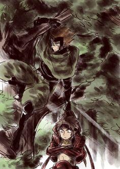 【版権】戦国BSR~らくがき詰め~ [13] Sarutobi Sasuke, Sengoku Basara, pixiv, Yukimura