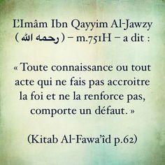 Ibn L Qayyim. .kitab al fawa'id pas. 62