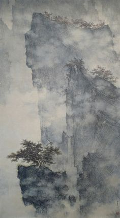Li Huayi 22 Artworks Bio 038 Shows on Artsy Li Huayi 22 Artworks Bio 038 Shows on Artsy Milena June JuneMilena siren game Find the latest shows biography nbsp hellip landscape Painting Zen Painting, Chinese Landscape Painting, Japanese Landscape, Painting Wallpaper, China Painting, Japanese Art, Landscape Paintings, China Art, Zen Art