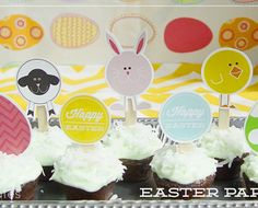 Free printable Easter tags at http://kikicomin.com/easter-paper-tots-free-download/.