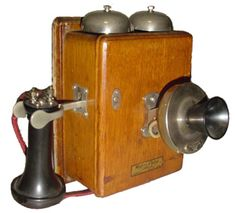 Western Electric Model 293A - Telephonearchive.com - Antique ...