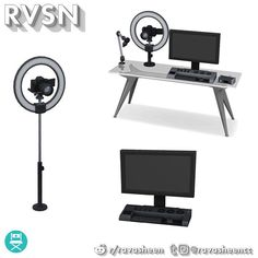 RVSN — The (significantly) new and improved streaming... The Sims 4 Pc, Sims 4 Teen, Sims 4 Toddler, Sims Cc, Sims 4 Mods Clothes, Sims 4 Clothing, Maxis, Sims 4 Cc Folder, Sims 4 Traits