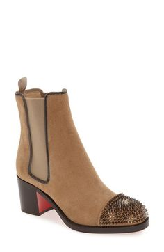 1583093a08b7 Christian Louboutin Christian Louboutin  Otaboo  Spike Chelsea Boot (Women)  available at