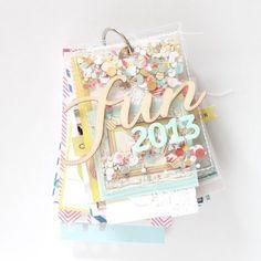 "Fun in 2013 ""mini album"" by stephaniebryan at @Studio_Calico"