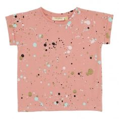 Soft Gallery Pilou T-Shirt Splash