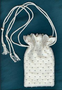 Ravelry: Beaded Wedding Purse pattern by Susan Rainey