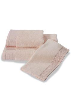 Ručníky a osušky BAMBOO jsou dostání v devíti barevných odstínech. Vyberte si ten svůj!