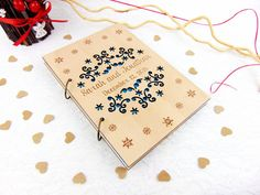 Hey, I found this really awesome Etsy listing at https://www.etsy.com/listing/254154686/custom-winter-wedding-guest-book-custom