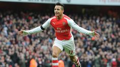 Manchester City missed out on Arsenal's Alexis Sánchez because of FFP punishment, says Manuel Pellegrini Arsenal Goal, Arsenal News, Laurent Koscielny, Football Images, Bt Sport, Stoke City, Manchester City, Sports News, Squad
