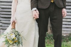 nicole + kevin | yesterday spaces - asheville, nc wedding