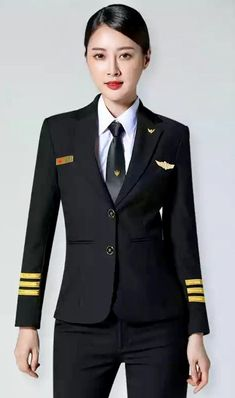 Cfnm women in uniforms