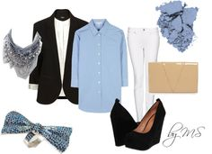 Blues, created by cheeseplease on Polyvore