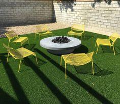Superb Hot Mesh Lounge Chairs By Blu Dot