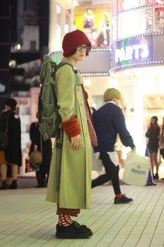 長澤 隆太郎(日本美容専門学校)のストリートスナップ|RID SNAP