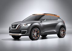 #Nissan #Kicks compact SUV coming to India in 2017 –