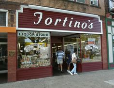 Fortino's Grocery (Grand Haven, MI)--One of the oldest family owned businesses downtown