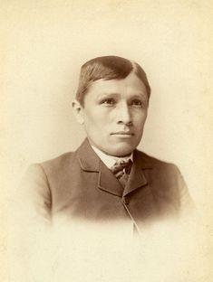 Tom Torlino, 1885