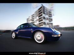 Rolling shot Porsche 993 Carrera 4S. #everyday993 #Porsche