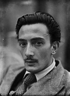 """""""A true artist is not one who is inspired, but one who inspires others.""""  ― Salvador Dalí   /  Salvador Domingo Felipe Jacinto Dalí i Domènech, 1st Marqués de Dalí de Pubol (May 11, 1904 – January 23, 1989), known as Salvador Dalí, was a prominent Spanish surrealist painter born in Figueres, in the Catalonia region of Spain."""
