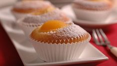 Sem s kompótom: Marhuľové mafiny s acidofilným mliekom - Pluska.sk Kefir, Food And Drink, Cupcakes, Breakfast, Recipes, Gardening, Anna, Morning Coffee, Cupcake Cakes