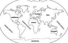 mapamundi oceanos - Buscar con Google