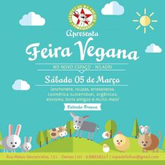 Fortaleza:  Feira Vegana - Revolução da Colher  5 de março de 2016   Site do evento:    https://lnkd.in/e7MrB2P   #veganismo  #eventovegano  #govegan #veganismoBrasil  #veganismobr #sustentabilidade #semcrueldade  #saudável #zeroleite #zerolactose #aplv #semlactose #proteínadoleite #intolerâncialactose #maeeaplv #maedeaplv #mamaeeaplv #dietaaplv #freelactose #nolactose #lactosenao #lactosenão #lactosezero #intolerantesalactose  #Fortaleza