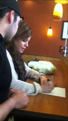 Jenni Rivera (A Week Before Her Death @ LAX) November 30, 2012