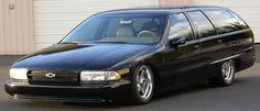 1992 Chevy Impala SS Wagon
