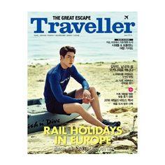 The Traveller (韓国雑誌) / 2016年6月号 [ 韓国 雑誌 ] [ The Traveller ] 韓国音楽専門ソウルライフレコード