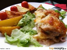 No Salt Recipes, Cooking Recipes, Russian Recipes, Food And Drink, Pizza, Yummy Food, Treats, Chicken, Dinner
