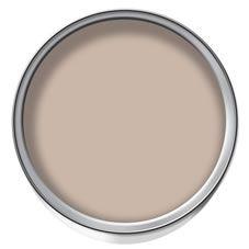 Wilko Kitchen Matt Emulsion Paint Oatmeal 2.5ltr
