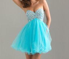 mini gown