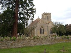 Milton Keynes Village church