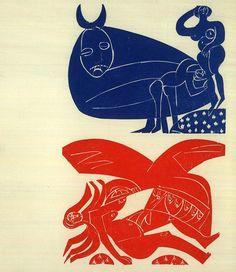"""verdaccio: """" HAP Grieshaber, ursprünglich getauft auf den Namen Helmut Andreas Paul Grieshaber (* 15. Februar 1909 in Rot an der Rot; † 12. Mai 1981 in Eningen unter Achalm) war ein deutscher Grafiker und bildender Künstler. Sein bevorzugtes Medium..."""