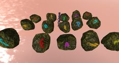 Sim: Falls of Hope Merchant: United InshCon Prize name: Rune Stones  You'll want to click on Romeo & Juliet twice to get both gifts. (avatar for scale) Rune Stones, Romeo And Juliet, Runes, Sim, Avatar, Scale, The Unit, Community, Gifts